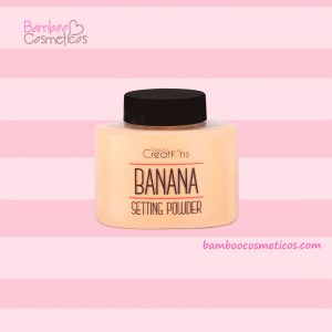 Polvo Banana Botecito Beauty Creations