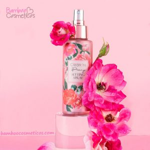 Fijador Setting Spray Peonia 1pz Beauty Creations