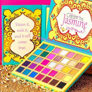 Paleta Sombras Jasmine Beauty Creations