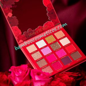 Paleta Sombras Roses Be Bella