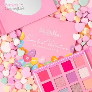 Paleta Sombras Sweetest Valentine Be Bella