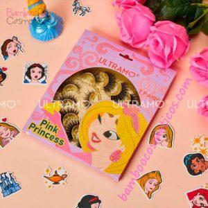 Pestana Planilla Princesas 7pares Ultramo