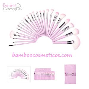 Brochas Marshmallow 24pz Beauty Creations