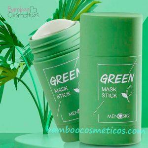 Mascarilla En Barra Te Verde Sersan Love