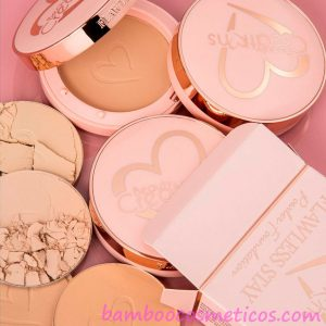 Polvo Compacto Flawless Stay 18pz Beauty Creations