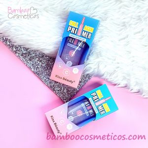 Primer Rostro Con Acido Hialuronico 1pz Kiss Beauty