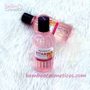 Tonico Facial Vitamina Kiss Beauty